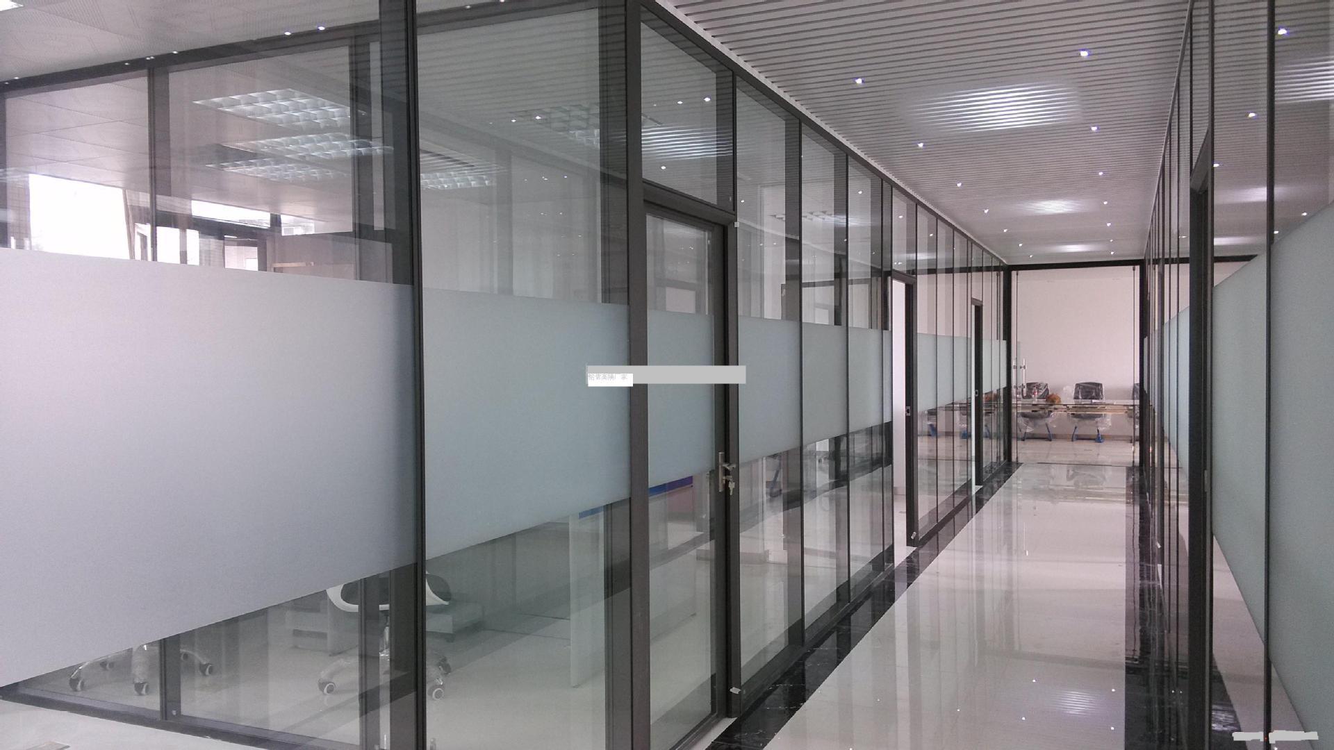 玻璃隔断5