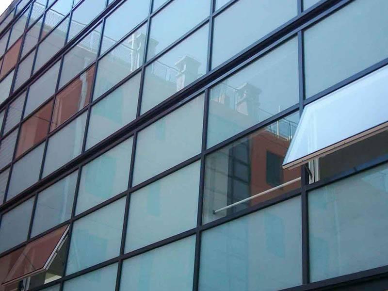 玻璃幕墙2
